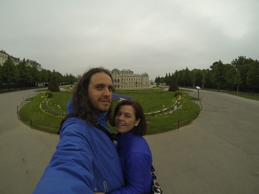 Belvedere Palace Viena
